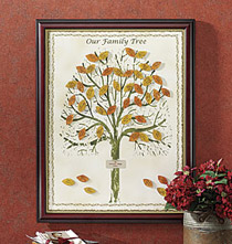 Additional Leaves for Family Tree