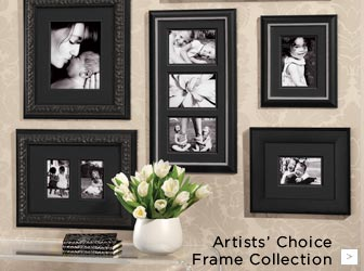 How To Create A Wall Frame Display